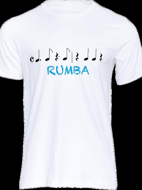 Camiseta Rumba clave 3-2