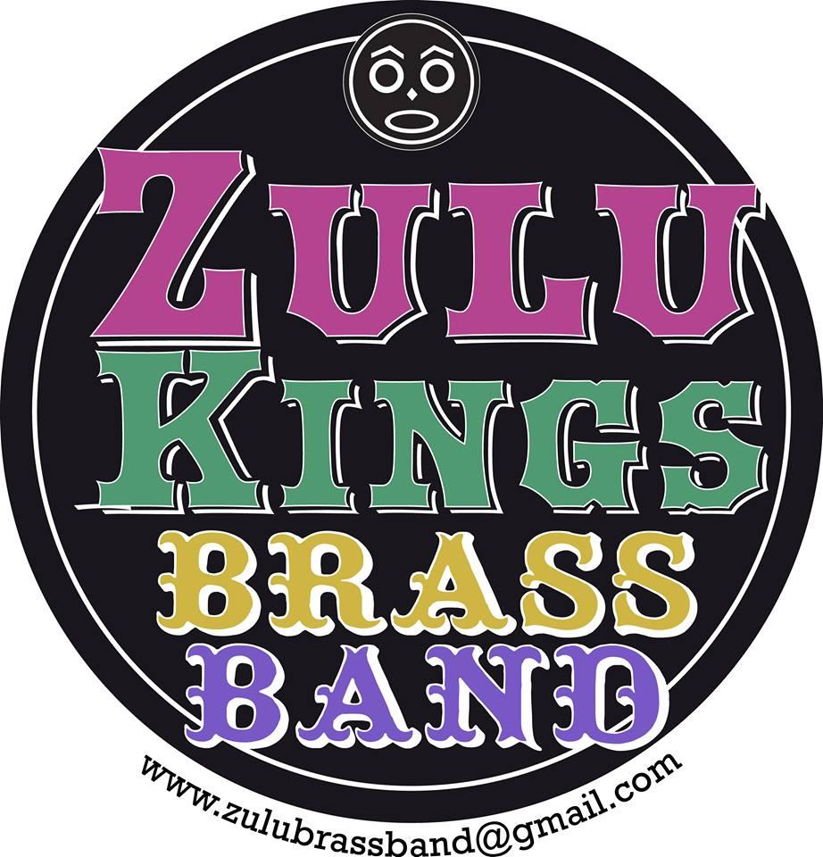Zulu Kings Brass Band.
