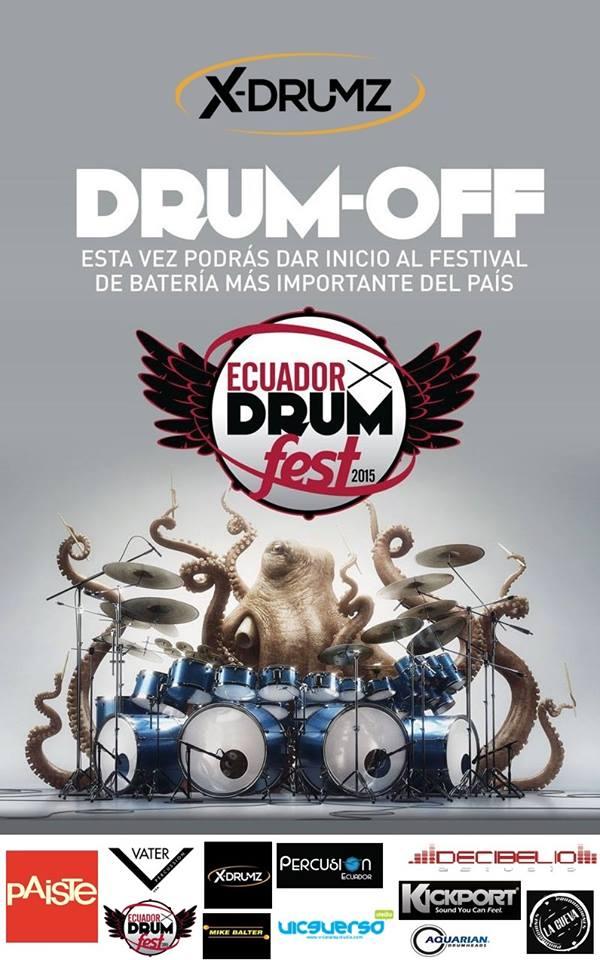 Drum Off 2015