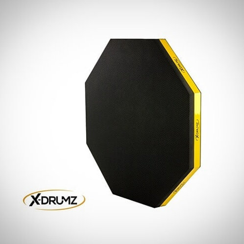 "Pad de práctica Xdrumz 7"" simple"