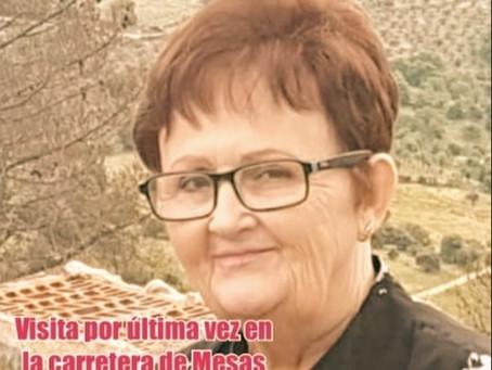 Rosalía Cáceres desapareció el 25 de  mayo