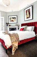 Tathra - master bedroom