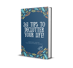 261 tips to declutter your life cover.pn