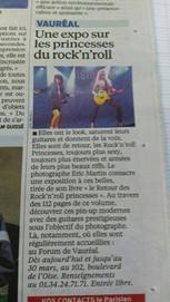 article Le Parisien 2016