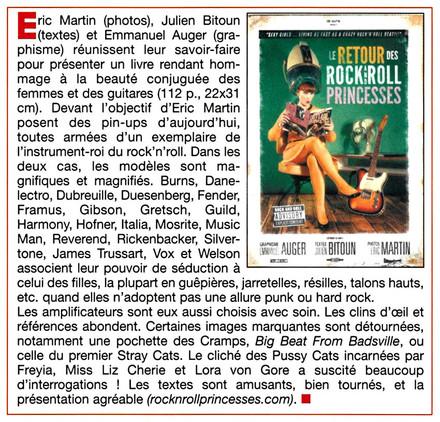 chronique Jukebox Magazine janvier 2016