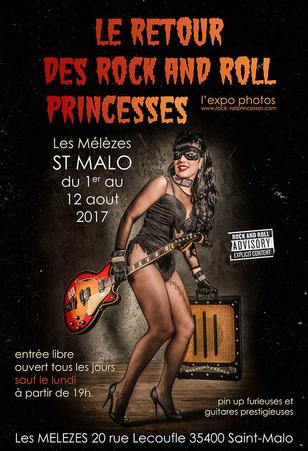 expo aux Mélèzes, Saint-Malo aout 2017