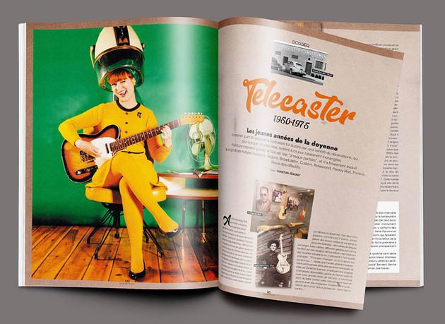 Guitariste & Bass magazine janvier 2018