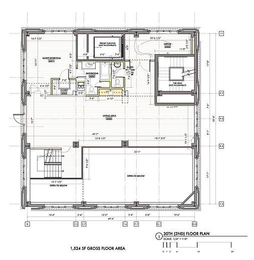 1220 A330 - 2905 2nd Floor Plan (2016)-p