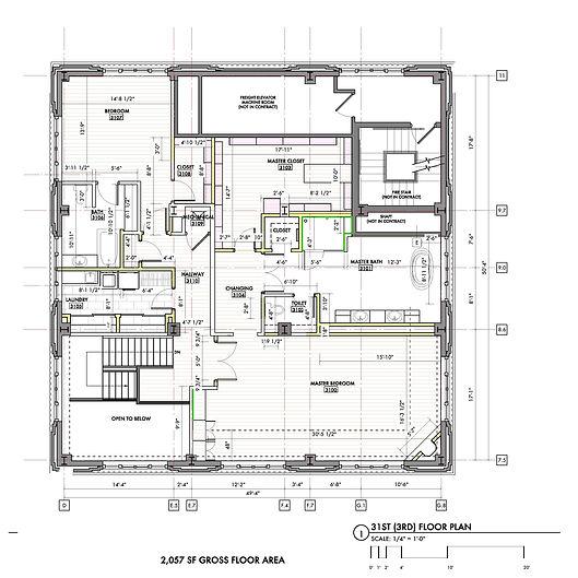 1220 A331 - 2905 3rd Floor Plan (2016)-p