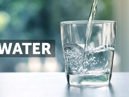 Drink more water to be healthier and better looking!