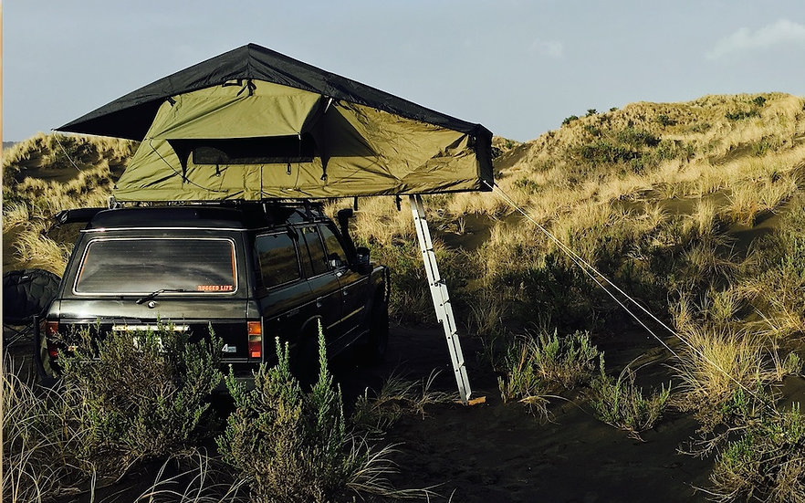 Rugged Life - Coastal Series Roof Top Tent - Mark II