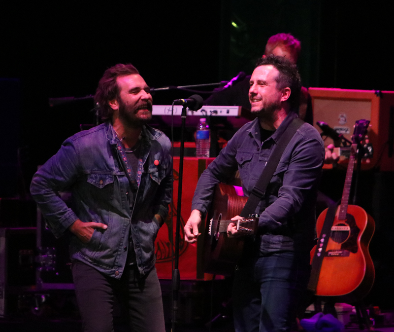Red Wanting Blue and Will Hoge