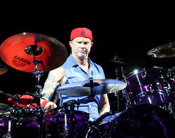 Chad Smith Red Hot Chili Peppers