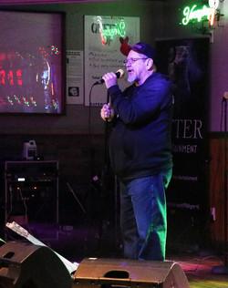 Singing Elton John