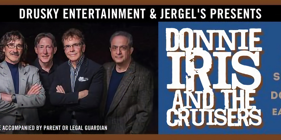 Donnie Iris and the Cruisers