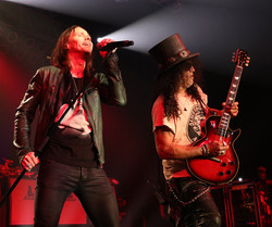 Myles and Slash