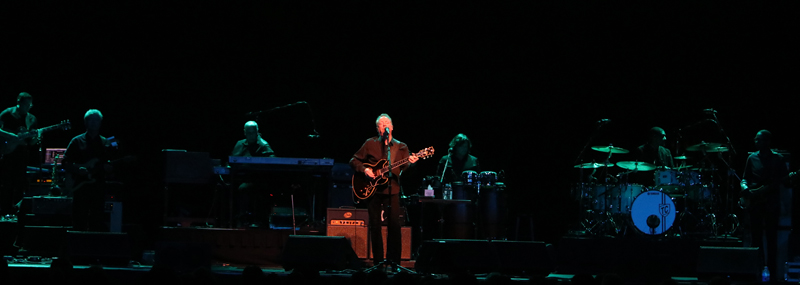 Boz Scaggs and band