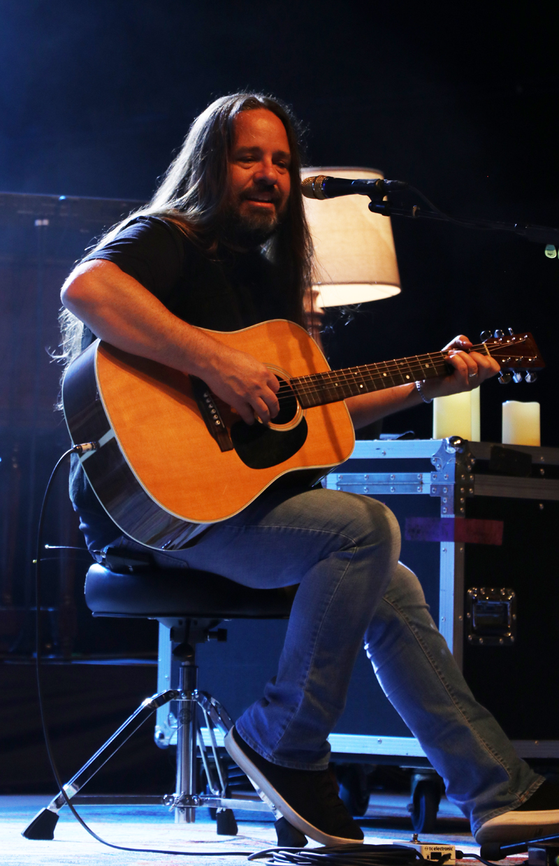 Paul Jackson Blackberry Smoke