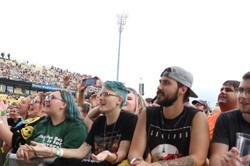 Weezer Crowd
