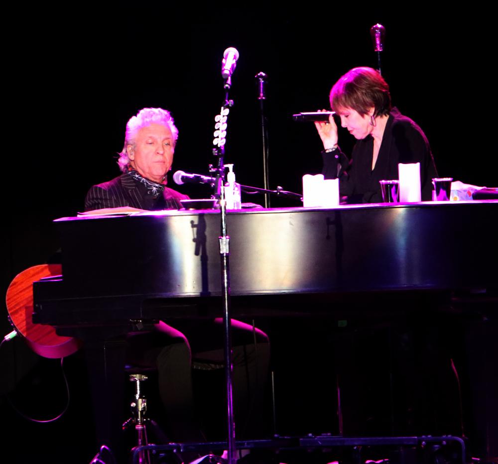 Neil Giraldo and Pat Benatar