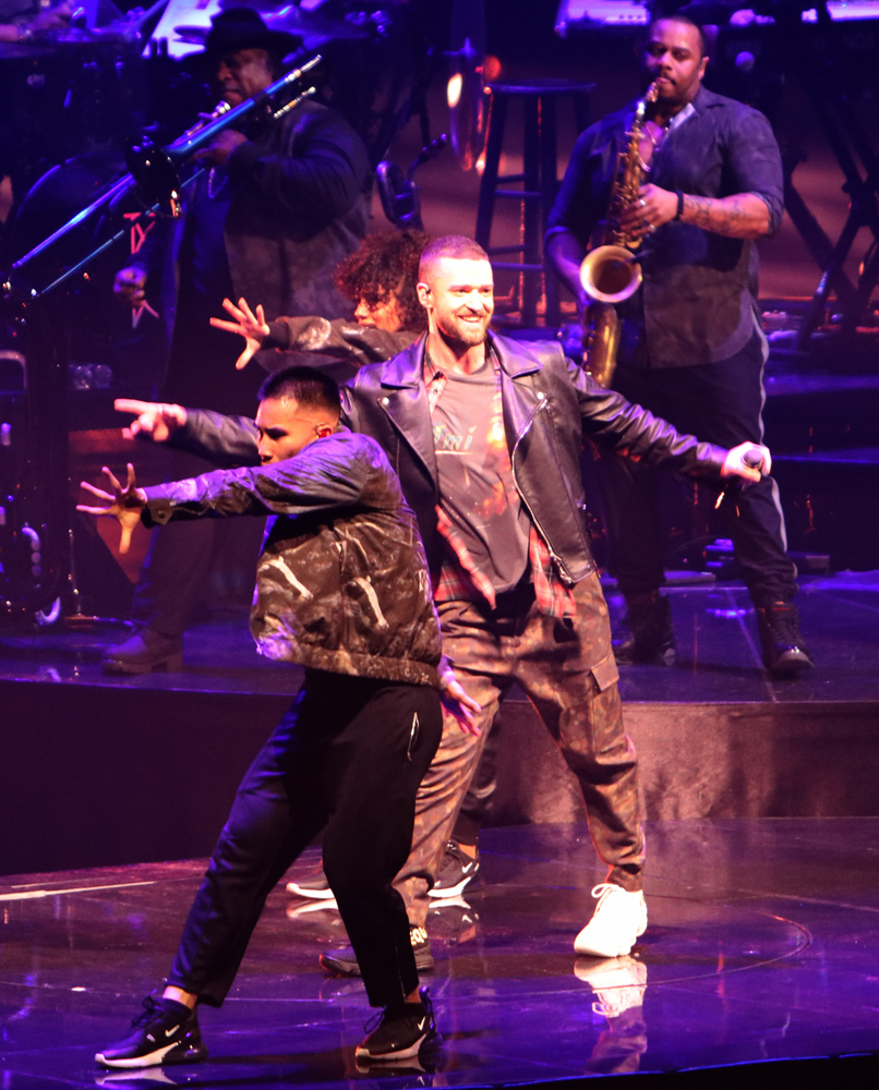 Jutsin Timberlake