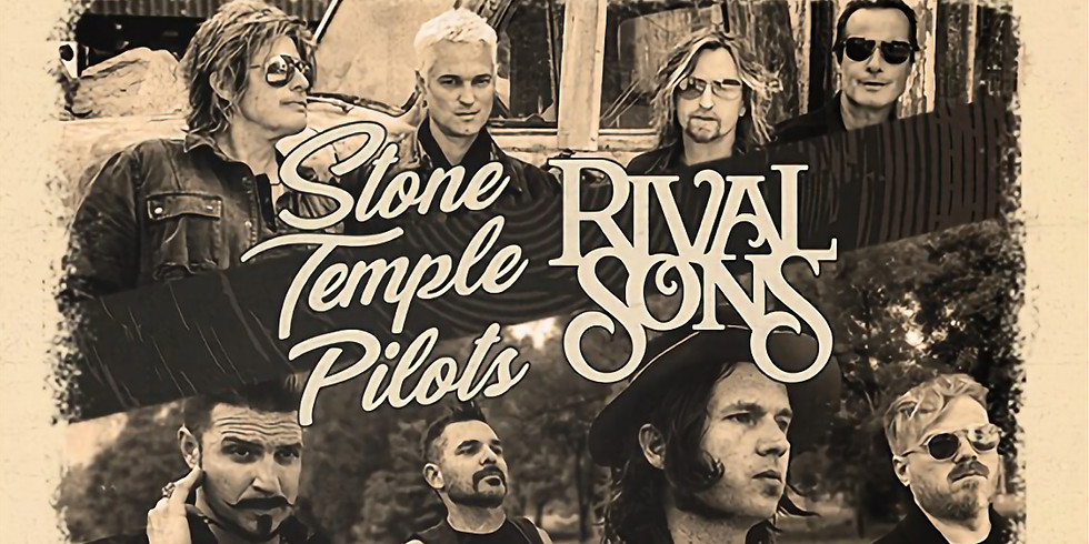 Stone Temple Pilots/Rival Sons