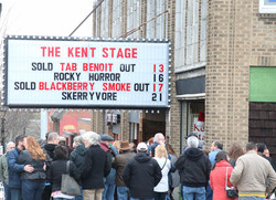 The Kent Stage