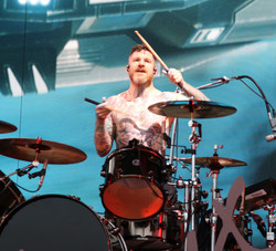 Andy Hurley- Fall Out Boy
