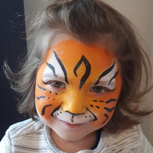 Grimebox tijger
