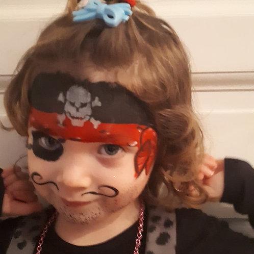 Grimebox Piraat
