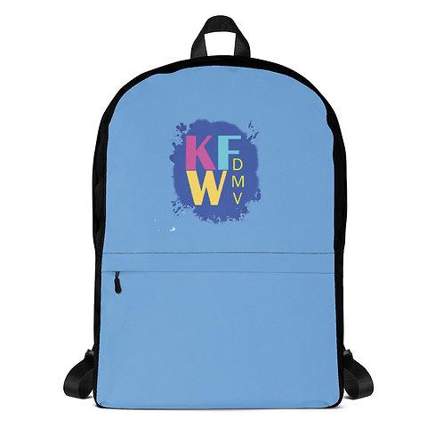 KFWDMV Logo Backpack