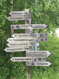 Svårt att välja bland alla äventyr! Vi väljer Padjelanta!