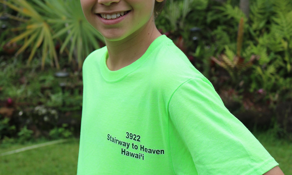 Bright Green FHS Supporter T-Shirt