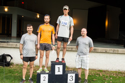 Podium 10km Masculin
