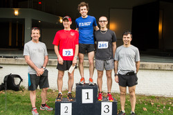 Podium 5km Masculin