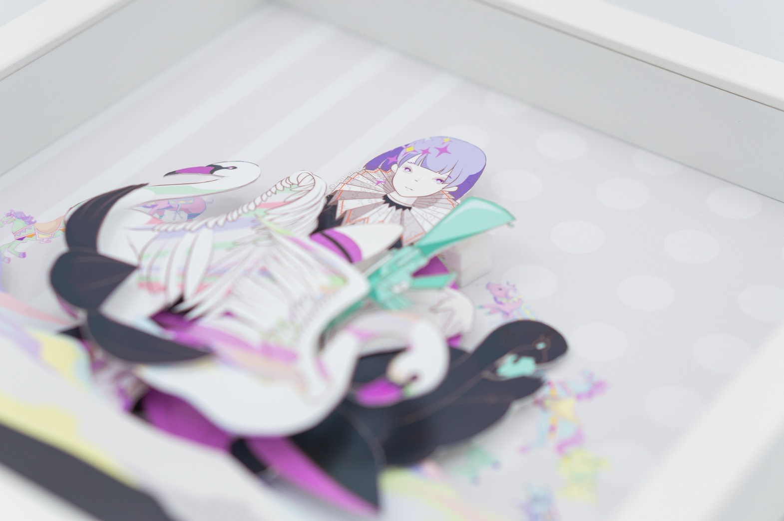 purple③