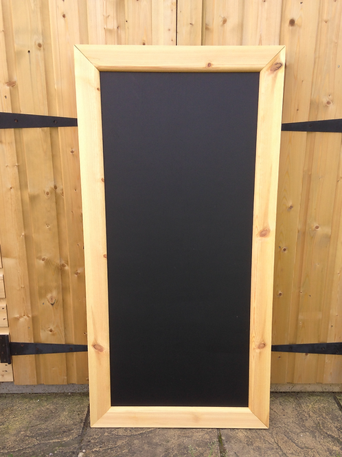 Large Outdoor Chalk Board