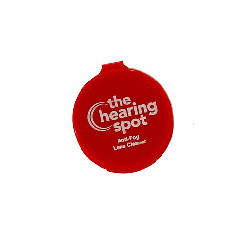 The Hearing Spot™ Anti-fog & Lens Cleaner