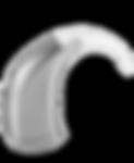 Behind-the-ear hearing aid
