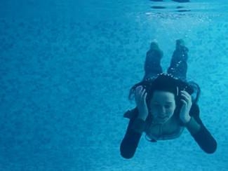 The Music We Hear…Under Water