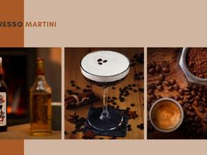 САМЕ ТЕ ДО П'ЯТНИЦІ: ESPRESSO MARTINI!