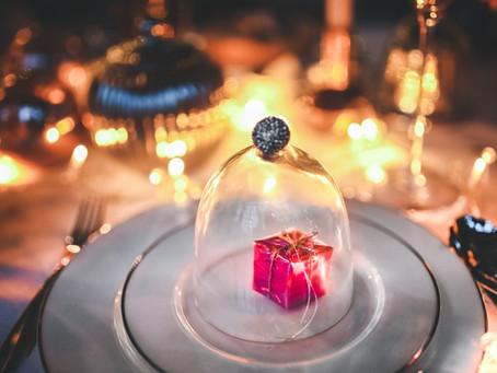 Романтична вечеря для закоханих