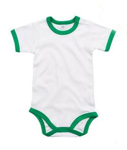 body verde y blanco