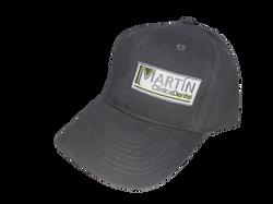 Gorra heavy cotton Juan Martin Grafito