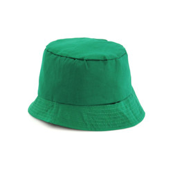 gorro verde