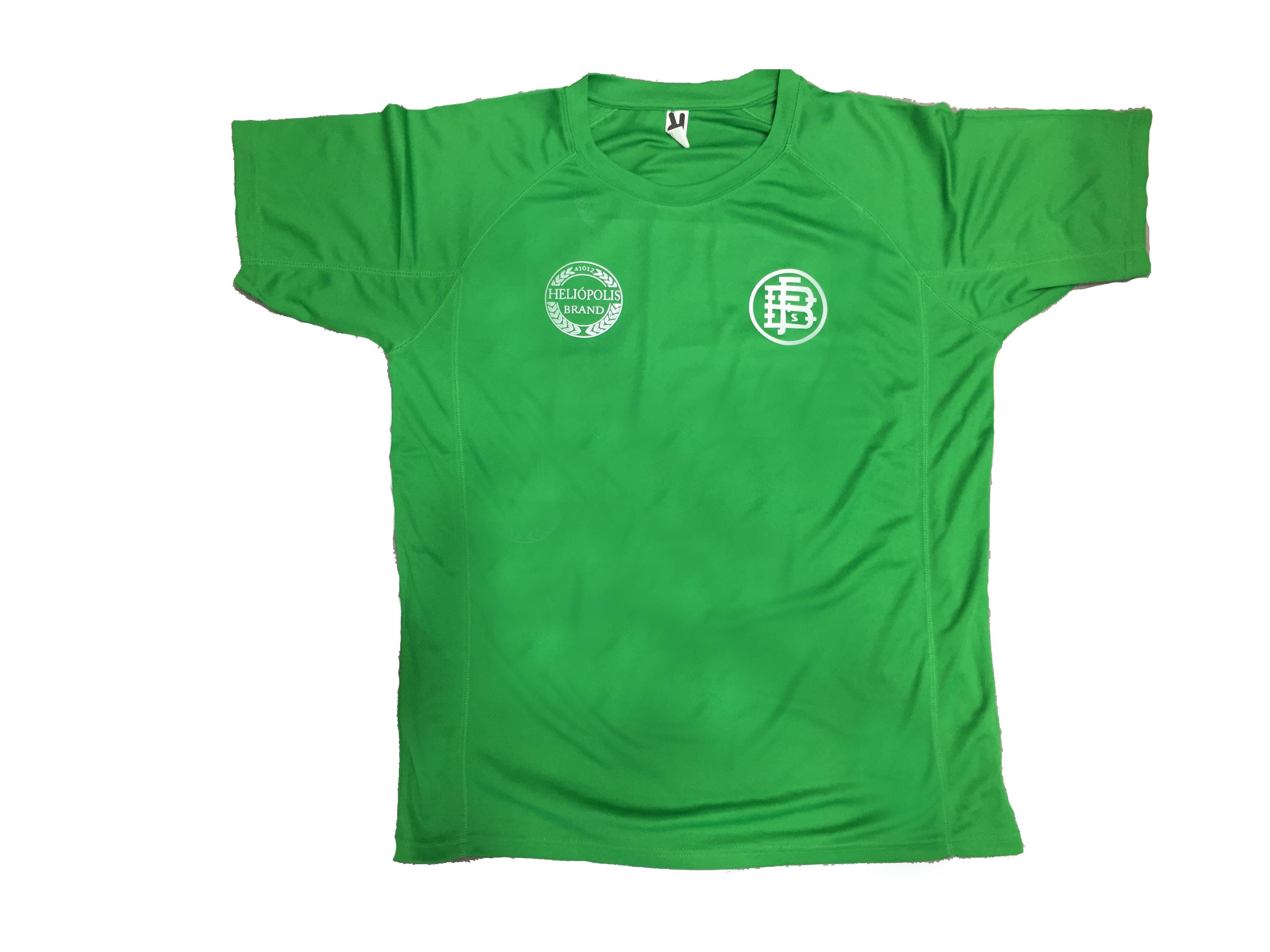 Camiseta tecnica equipo