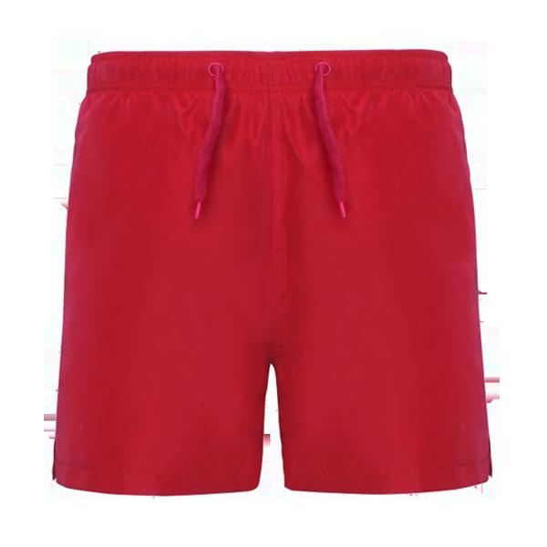 bañador rojo-