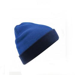 beanie azul