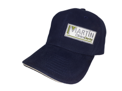 Gorra heavy cotton Juan Martin Navy