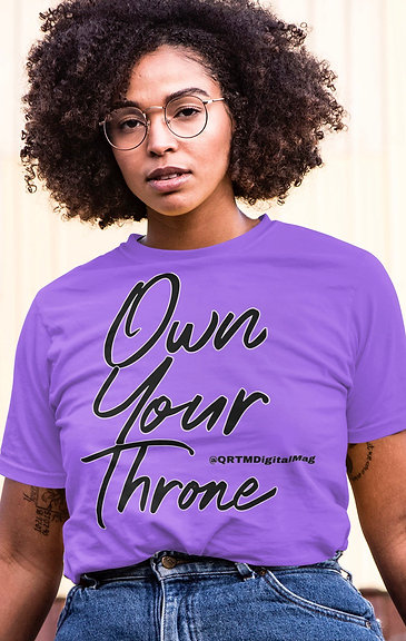 OYT ~~Own Your Throne RoyalTee